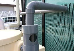 雨水浄化フィルター